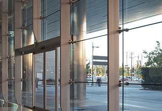 steel_support_point-supported_glass_curtain_wall1