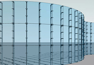 steel_support_point-supported_glass_curtain_wall2