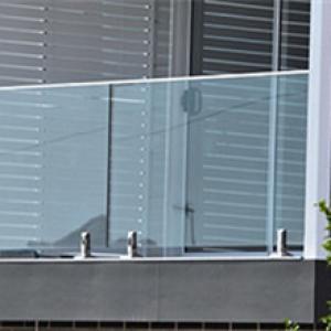 玻璃夹护栏